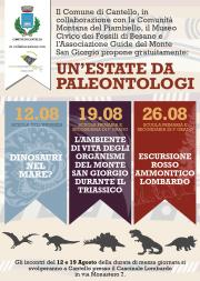 ESTATE DA PALEONTOLOGI